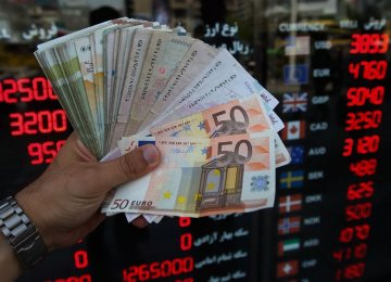 Iran Currency Market Gearing Toward Euro