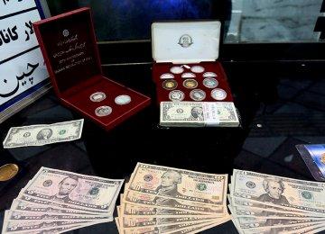 Tehran Market Regains Calm After CBI's New Forex Strategy