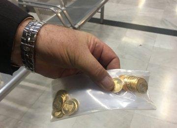 Presale Crosses  96,000 Gold Coins