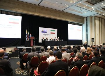 Better Financial  Relations to Fast-Track Iran-Uruguay Trade