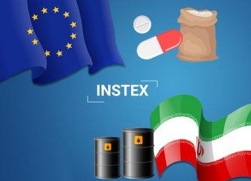 INSTEX Partner Registered Officially
