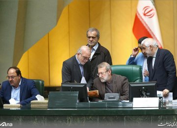 Iran Parliament Votes to Augment Transparency