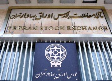 Tehran Stock Exchange 9-Month Return at 62% (Mar-Dec 2018)