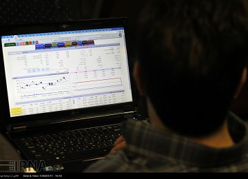 Tehran Stocks Dip Into Correction Phase