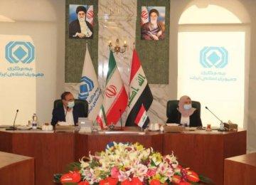 Iraq Insurers Discuss Cooperation in Tehran