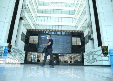 Tehran Stocks in Upbeat Mode