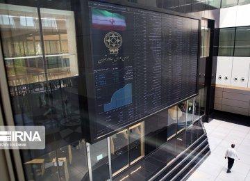 Tehran Stocks Slump Under Bruising Selloff
