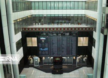 Tehran Stocks Open Week Lower
