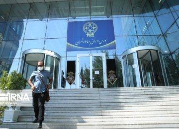 Tehran Shares See Red, Again