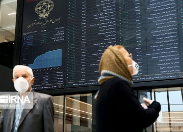 Iran: Bourse at Lowest Level in One Year