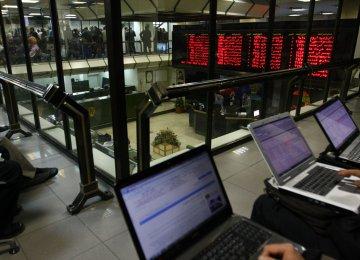 Tehran Stocks Dip 0.4%