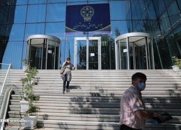 Tehran Stocks Open Week Lukewarm