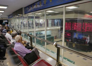 Tehran Stock Exchange Ends Trading Week 1.08% Higher