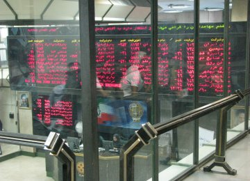 Tehran Stock Exchange's Main Index Ends Trade Week 0.09% Higher