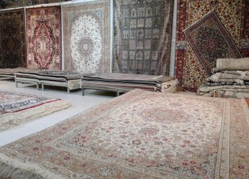 Handmade Carpet Exports Rise 21% to $100 Million