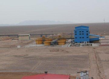 Nakhlak Lead, Zinc Plant Comes Back on Stream