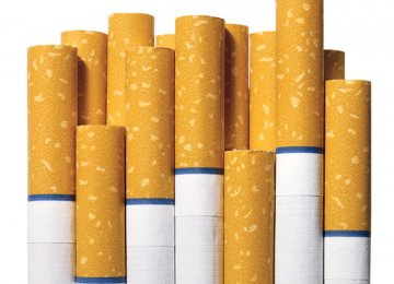Cigarette Tax Revenues  Rise 59%