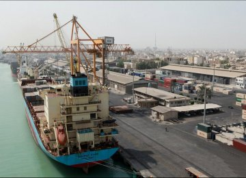 Commodities worth $15.08 billion were exported from Bushehr Province in the last Iranian year (March 2017-18).