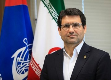 Iranian Ports' Throughput Down 9.2%