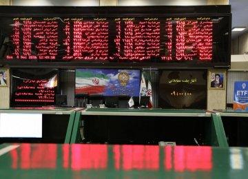 Tehran Stocks' Average P/E Sees 3.1% Growth in Q1