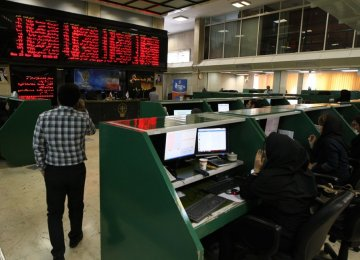 About 686 million shares valued at $38.89 million changed hands at TSE on March 10.