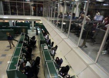 TEDPIX Ends Trading  Week Near 124,000