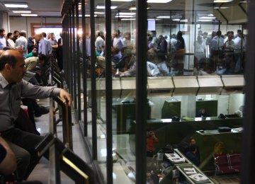 TEDPIX Ends Monday  Trade 1.06 Percent Lower
