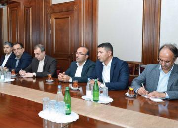 Iran, Nakhchivan Seek to Expand Customs Relations