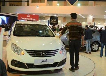 Kerman Motor Launches JAC J4 Production