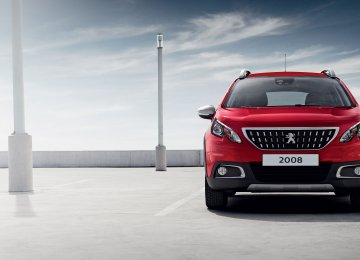 IKCO to Deliver Presold Peugeot 2008 SUVs