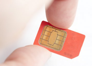 SIM Card Debut's Anniversary
