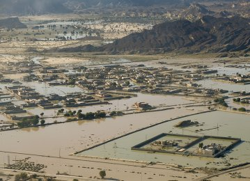 Flood Damage to Sistan-Baluchestan Agro Sector Estimated at $46m