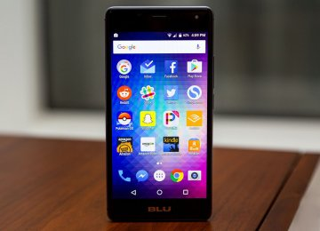 BLU Mobile Phone Co. Enters Iran With Big Ideas
