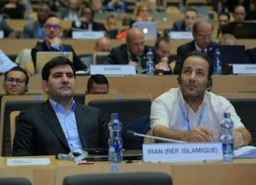 Iran Attends Postal Union Meeting in Addis Ababa