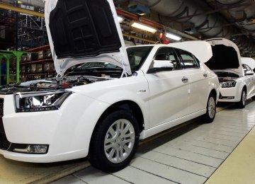 Upsurge in Car Prices Batters Iran Auto Market Hard