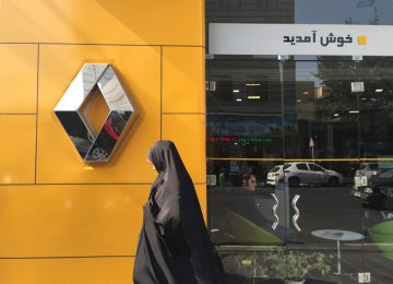 With 162,079 vehicles sold in Iran last year, Renault registered a 10.8% share of the domestic market.