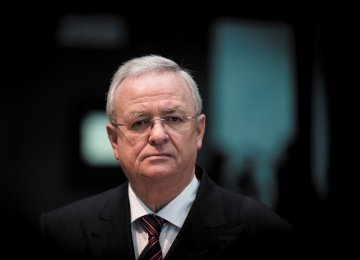 VW May Seek Damages From Ex-CEO