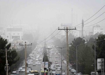 Tehran has been struggling with toxic air for decades.