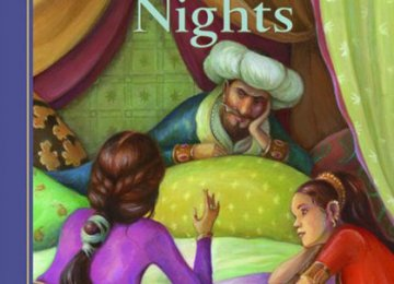 Another Translation of Arabian Nights in Persian