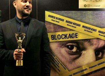 'Blockage' Wins in  Malaysia Film Festival