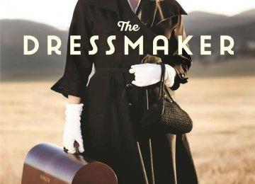 Rosalie Ham's Dressmaker  in Persian by Morvarid Publication