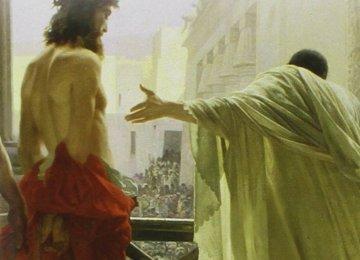 Café Mana Will Read 'Gospel According to Pilate'