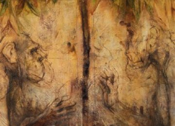 Paintings on Coexistence Back in Time