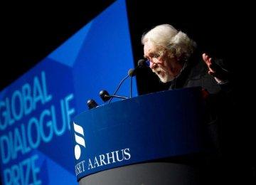 IAF to Honor Philosopher Dariush Shayegan
