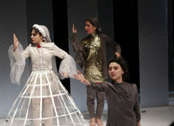 Ghazali's Theatrical Piece on Women  in Germany