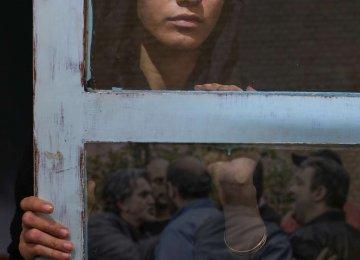 "Yousefinejad's ""Home""  in Romanian Festival"