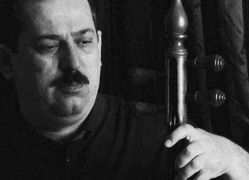 Ardeshir Kamkar to Hold Kamancheh Workshop in Yazd