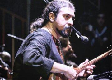 Farid Elhami Releases  Tanbur Album After  15 Years of Research