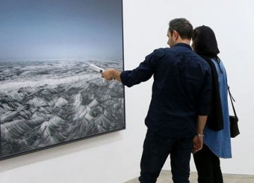 Afsari's Natural Landscapes  at Mohsen Gallery