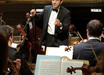 Pejman Memarzadeh Will Serve as TSO Guest Conductor